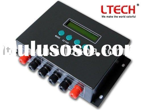 LCD 36modes LED RGB/DMX Controller LED tube controller