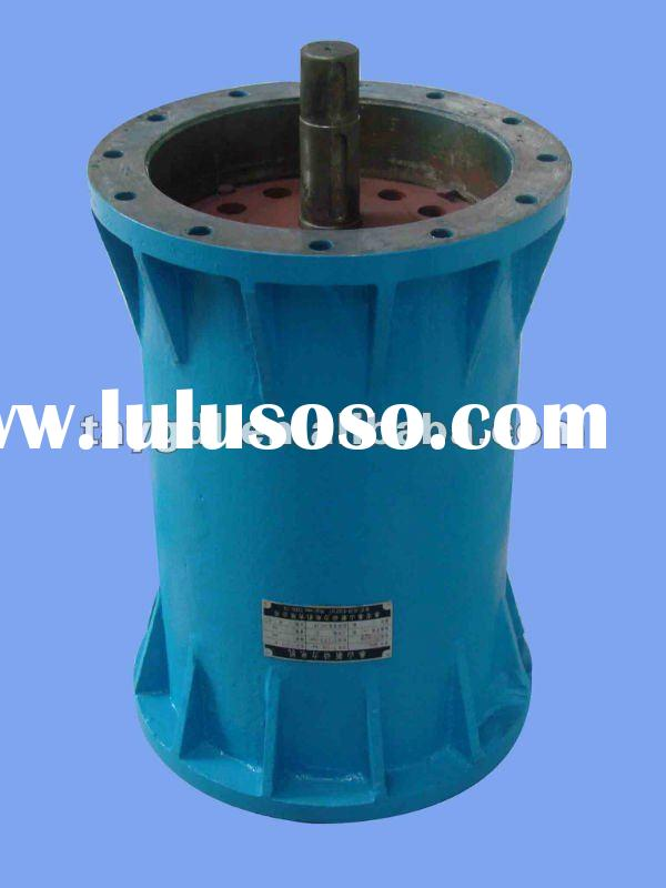 Large Power Vertical Axis Wind Permanent Magnet Generator