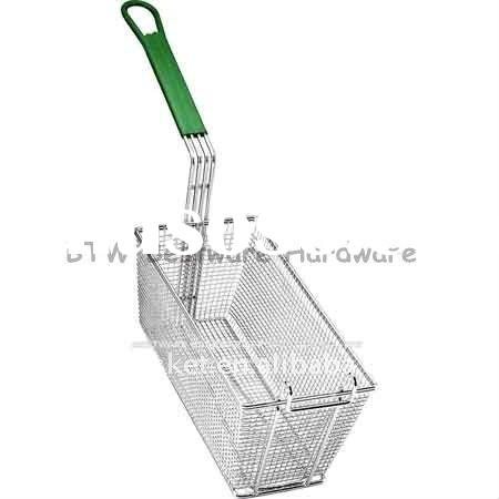 Metal BBQ Basket, wire mesh basket, stainless steel basket for deep fryer