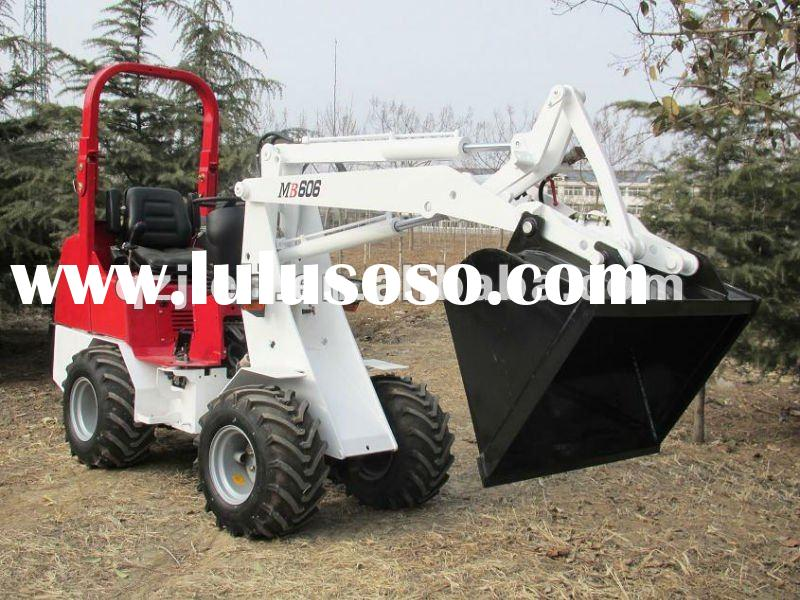 Lz304 Mini Tractor With 4 In 1 Bucket Front End Loader Fel Tz03d For Sale Price China