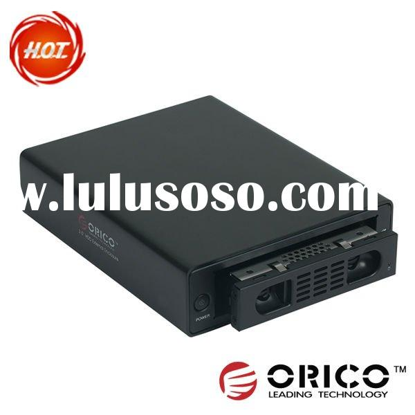 "ORICO 3519SUS 3.5""HDD Enclosure HDD hard driver e-SATA USB Alluminum Hard Drive caddy HDD case"