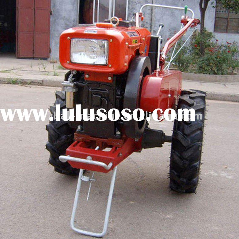 Professional farm walking tractor 12HP with Chinese famous engine