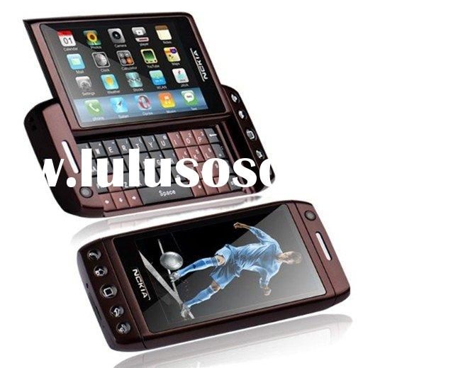 """Quadband 3.6"""" Touch Screen Dual SIM WIFI TV JAVA AT&T T-Mobile Cell Phone"""