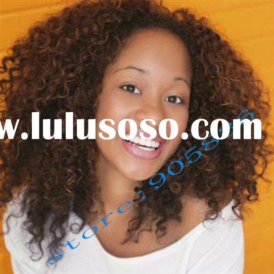 celebrity kinky curly indian remy human full hair lace wig paypal accept