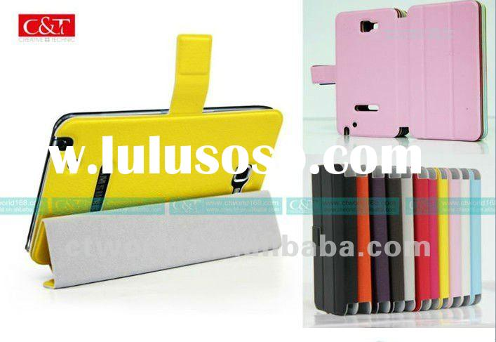 for Samsung galaxy Note leather case