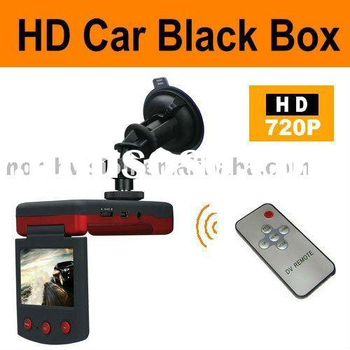 new model real 1280*720 auto recorder, 2.5inch lcd 4x Digital zoom, night-vision, remote controller