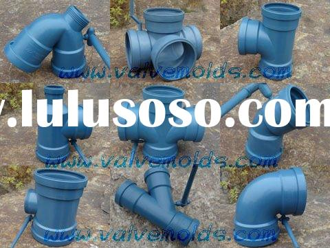 plastic pipe mould for plastic injection