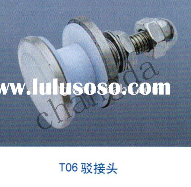 stainless steel glass connecter for curtain wall (T06)