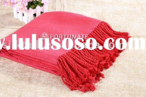throw Travelling Rugs Acrylic polyester polar fleece blankets wholesale Blanket ltd. home textile ba