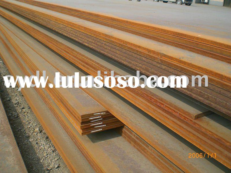 ASTM A283M Grade C/D hot rolled steel plate