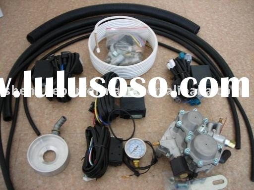 CNG kit (Close loop mixture system) for large displacement car