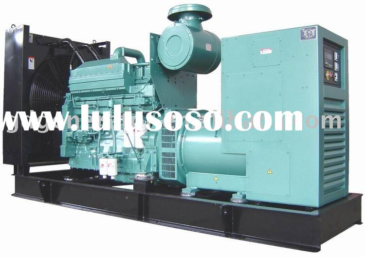 GD-Power Cummins Series Diesel Generator Set