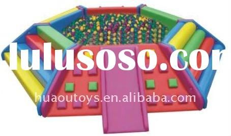 Jumping Inflatable Kids Indoor Playground Equipment