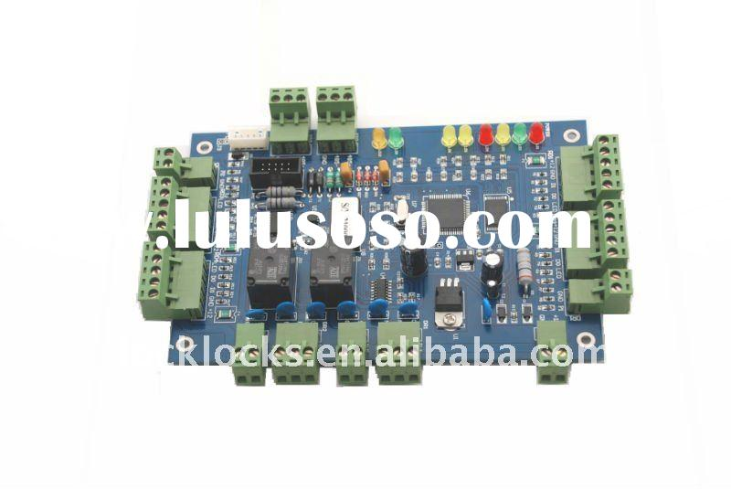 Network Door Access Control Board with free attendance online checking
