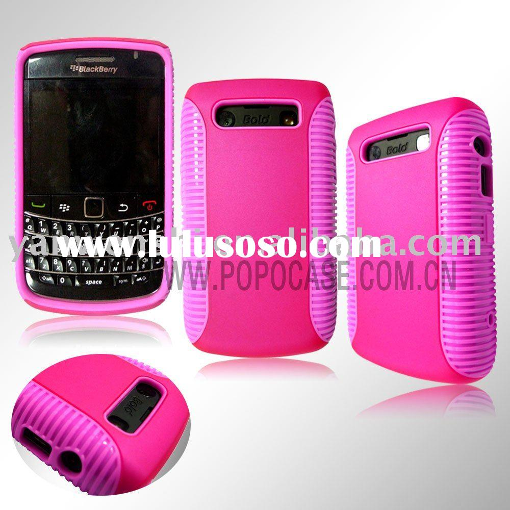 New Combo Cell Phone Case for Blackberry Bold 9700
