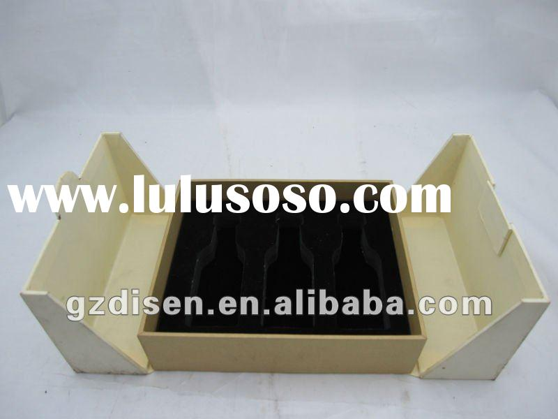 The rectangular loaded wooden box with 3mm MDF