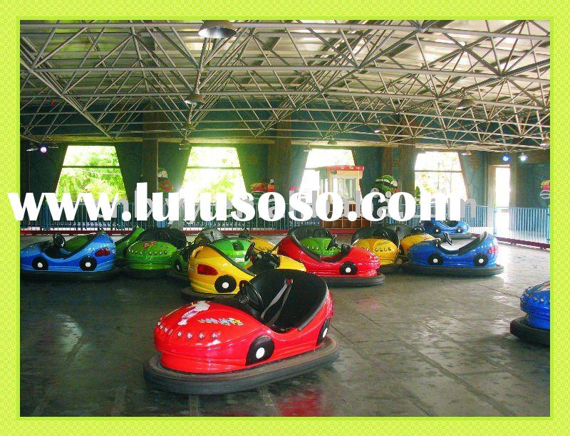 hot selling amusement park playground equipment bumper car