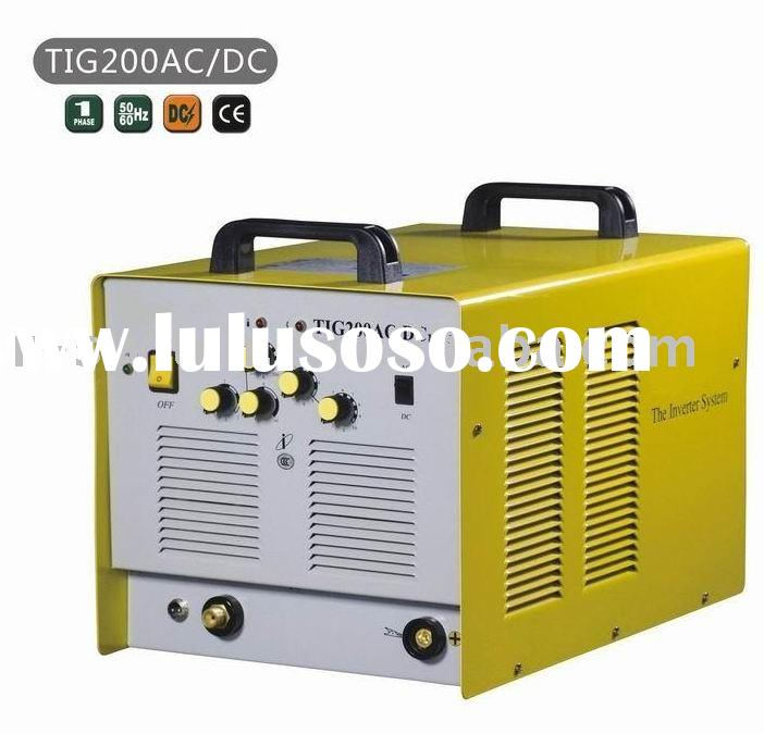 inverter square wave AC/DC TIG welder