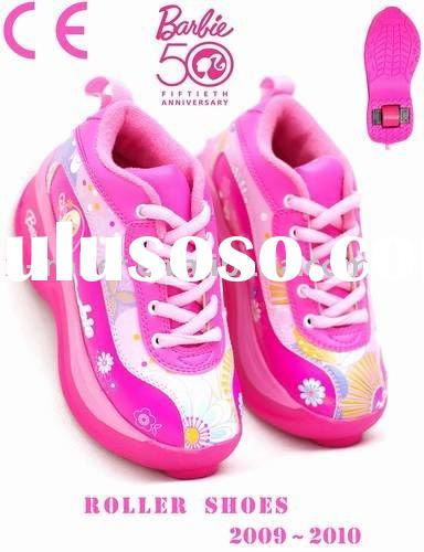 single wheel skate roller footwear heely and heelys shoes