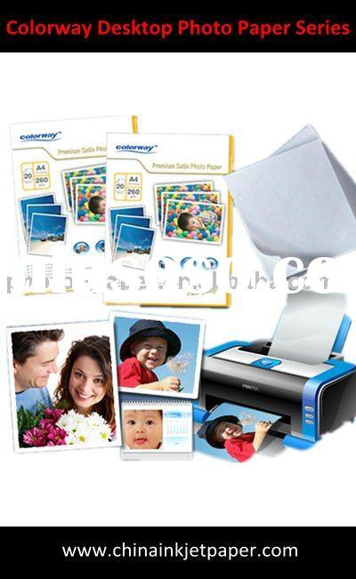 155G high glossy photo paper( dual side , A4*20)