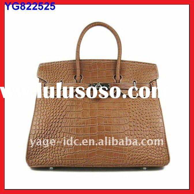 2011-2012 Trendy Women's classic crocodile handbags