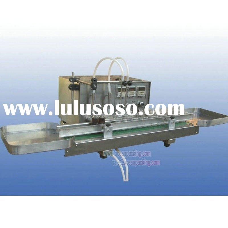 2011 NEW!!! Small Scale Automatic Vial Filling Machine For Small Business