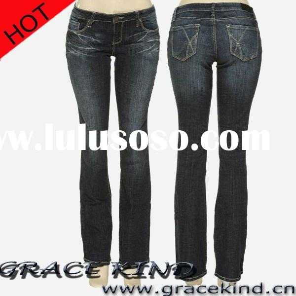2012 Fashion Skinny Denim Women Jeans Pants, Ladies Jeans