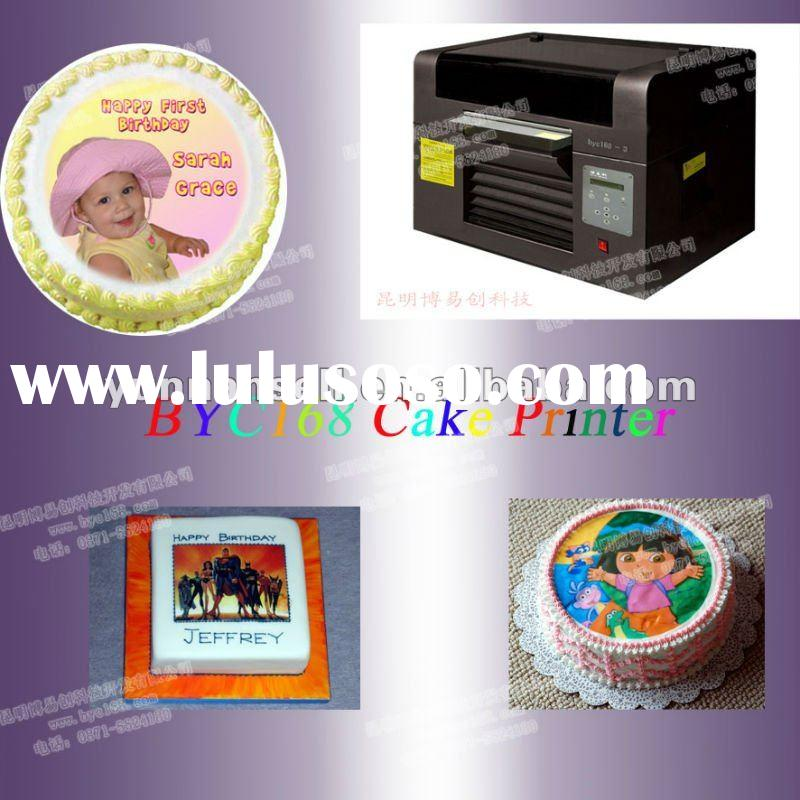 2012 Hot Selling Digital Cookie Printing machine