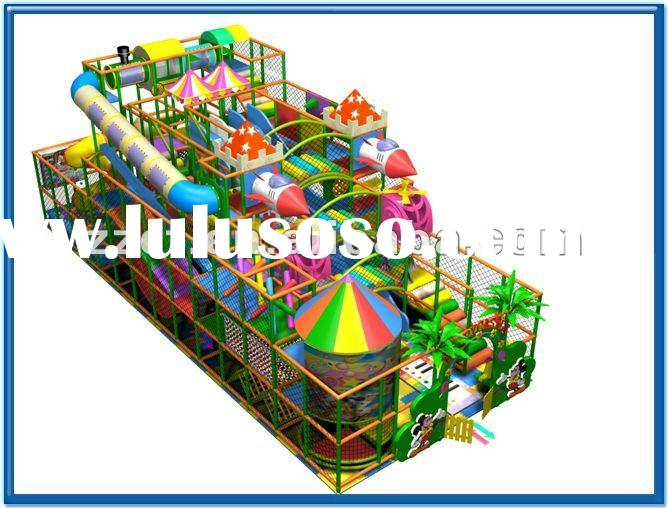 Indoor play structure for sale price china manufacturer for Indoor play structure prices