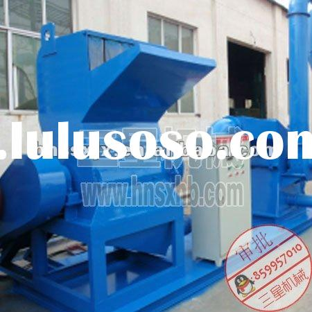 2012 hot sales waste paper recycling equipment