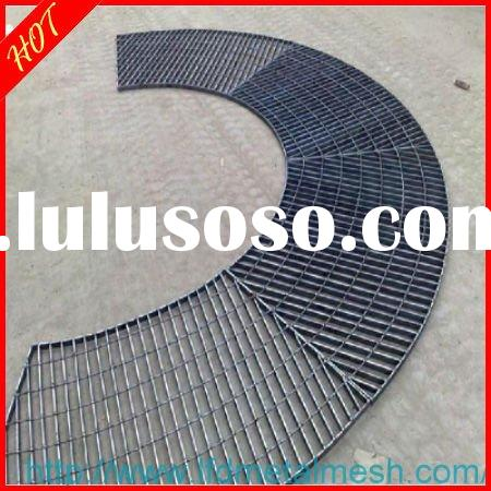 26)hot dip galvanized/stainless steel floor grating(manufacturer)
