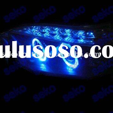 Angel eye light LED ring Headlight for car