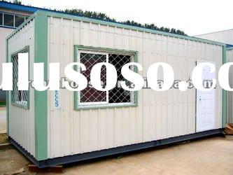 Cheap beautiful sandwich panel 20ft Container mobile home
