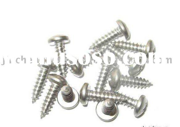 Clout screw nails