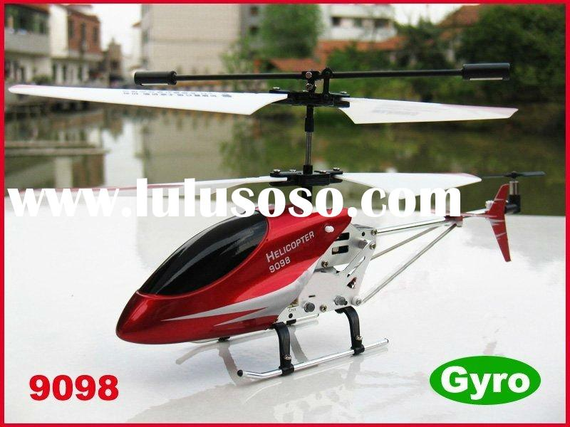 Double horse NO.9098 3CH RC MINI HELICOPTER (ALLOY GYRO USB )