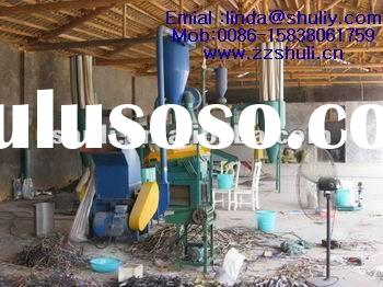 Dry Type Copper Wire/Cable Granulator and Separator/scrap copper wire &aluminium cable recycling