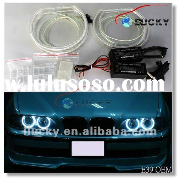 E36,E38.E39,E46,E46/2D,E87,E53/X5 CCFL LED angel eyes with 4 rings and 2 inverters for headlight