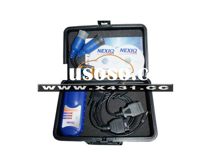 Heavy Truck Interface Software + NEXIQ 125032 USB Link and Software with All Installers