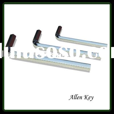 High Quality Nickel Plated Allen Keys wrenches