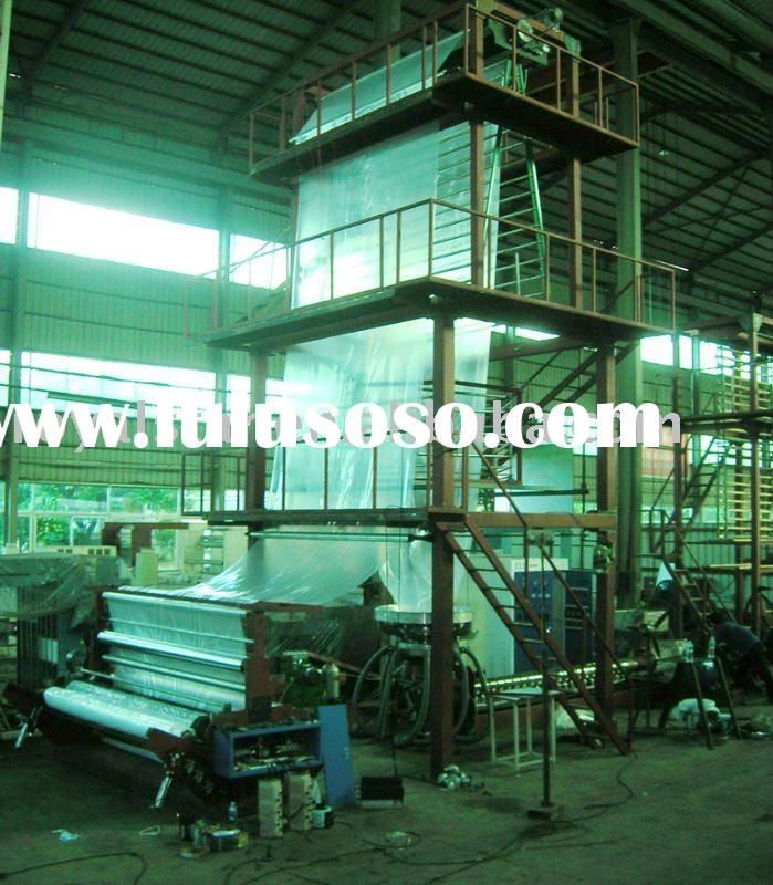 LDPE and HDPE Film Extrusion Machine(Factory Direct Sales)