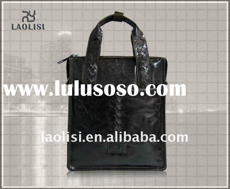 Latest genuine leather handbag patterns free with high quality