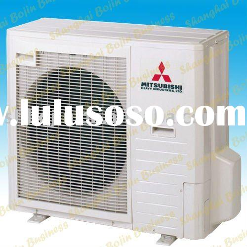 Mitsubishi ductless split wall mounted AC carrier