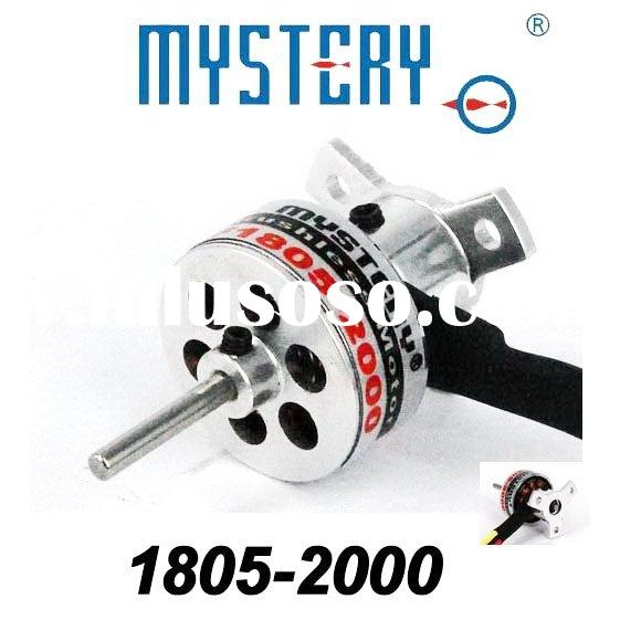 Mystery 2000KV Outrunner Brushless Motor for RC helicopter,RC Airplane,1805-2000