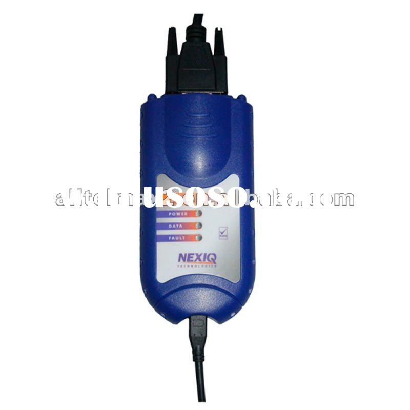 NEXIQ 125032 USB Link + Software Diesel Truck Diagnose Interface and Software with All Installers+Wh