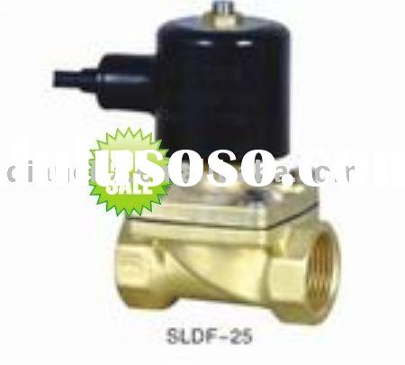 SLDF-15 IP67 brass fountain submerged solenoid valve