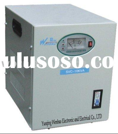 Fully Automatic Ac Svc Voltage Stabilizer For Sale Price