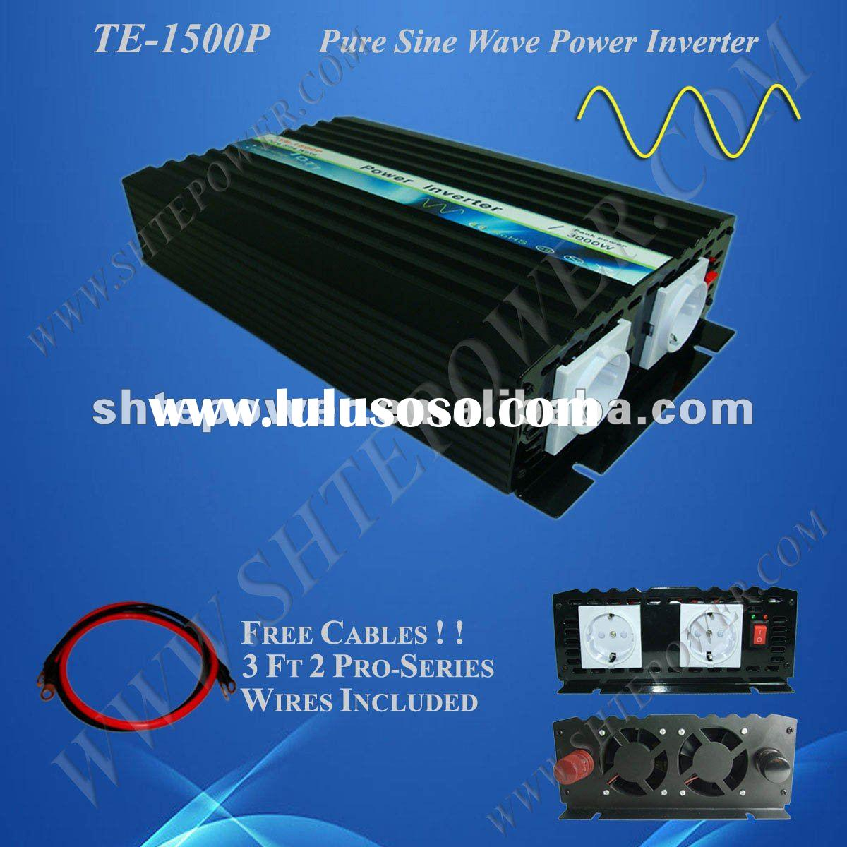 Solar Panel System Power Inverter