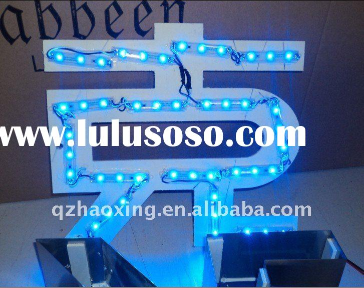 Stainless Steel Backlit Led Channel Letter