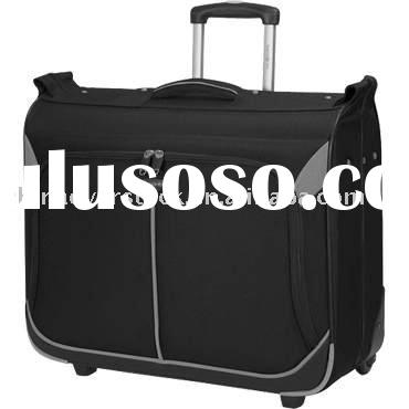 Stocklot/Surplus stock/Closeout/Overstock wheeled garment bags/rolling garment bags/trolley clothing