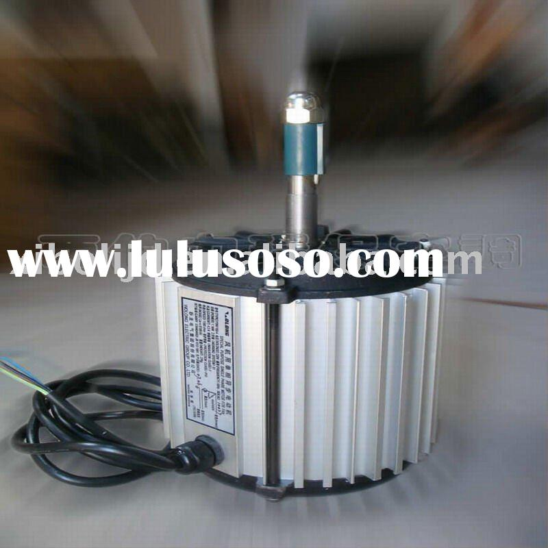 Three phase and single speed evaporative air cooler motor parts